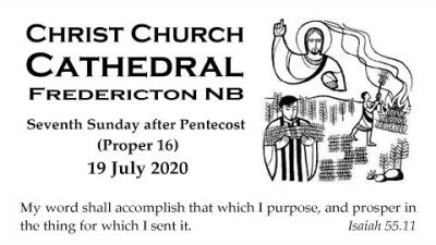 210718 Cathedral Worship