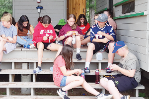 Kids are Back at Camp Medley