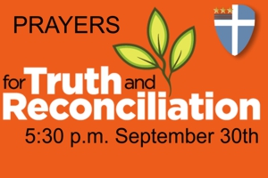 Prayers for Truth and Reconciliation