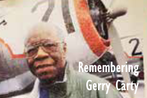 Remembering Gerry Carty